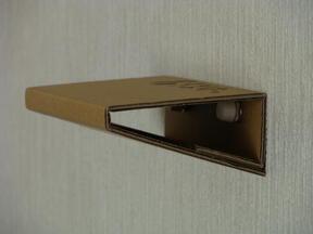 巻き棚(まきだな - 壁面用取り付け棚)